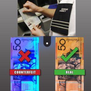 Detecteur de faux billet et scanner